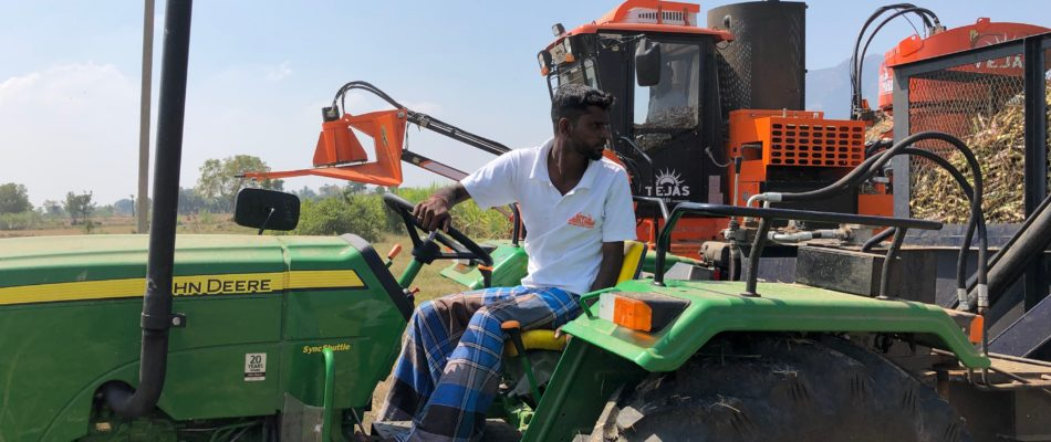 Mechanisation and India's Shortage in Agricultural Labour